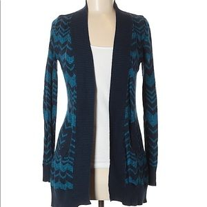 Missoni (for Target) Navy Cardigan